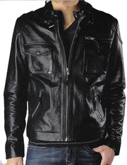 LEATHER JACKETS AND COATS!!