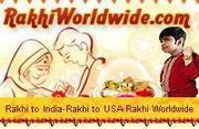Ahmedabad gets the fabulous Rakhi offerings from RakhiWorldWide.com