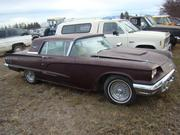 1960 ford Ford Thunderbird Base Hardtop 2-Door