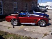 Shelby Cobra 1561 miles