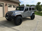 2015 Jeep Wrangler Unlimited Rubicon Hard Rock Edition
