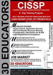 CISSP Training in Karachi