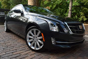 2015 Cadillac ATS AWD TURBOCHARGED LUXURY-EDITION