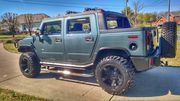 2005 Hummer H2 Leather Navigation TVs New Rims Tires Lift $5k