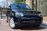 2013 Land Rover Range Rover Sport HSE LUXURY-EDITION