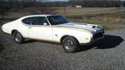 1969 Oldsmobile 442 HurstOlds