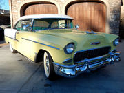 1955 Chevrolet Bel Air 150210 Sport Coupe No Post Hardtop