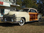1947 Chrysler Town & Country Town & Country
