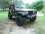 1997 Jeep WranglerSport Sport Utility 2-Door