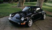 1992 Porsche 911 Roadster America