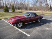 1965 Chevrolet Corvette Sting Ray Convertible
