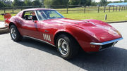 1969 Chevrolet Corvette 2-door T-Tops
