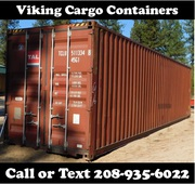 Cargo Containers For Sale - Bozeman,  Montana