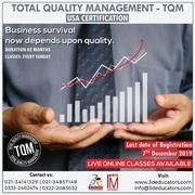 Total Quality Management (TQM) BY 3d Educators