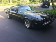 1979 Pontiac Trans Am Y84 Special Edition with WS6 package
