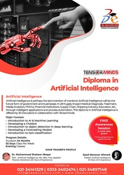 Learn Artificial Intelligence (AI) - Free Awareness Session 2020 Live