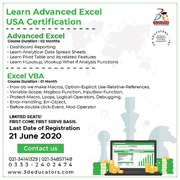 Learn Advanced Excel And VBA  Live Online Course