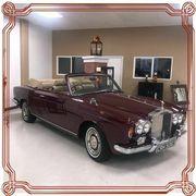 1969 Rolls-Royce Corniche Mulliner Park Ward